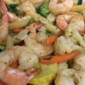 Shrimp Primavera